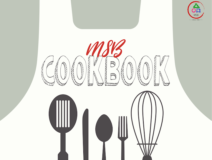 Student Council: MSB Cookbook