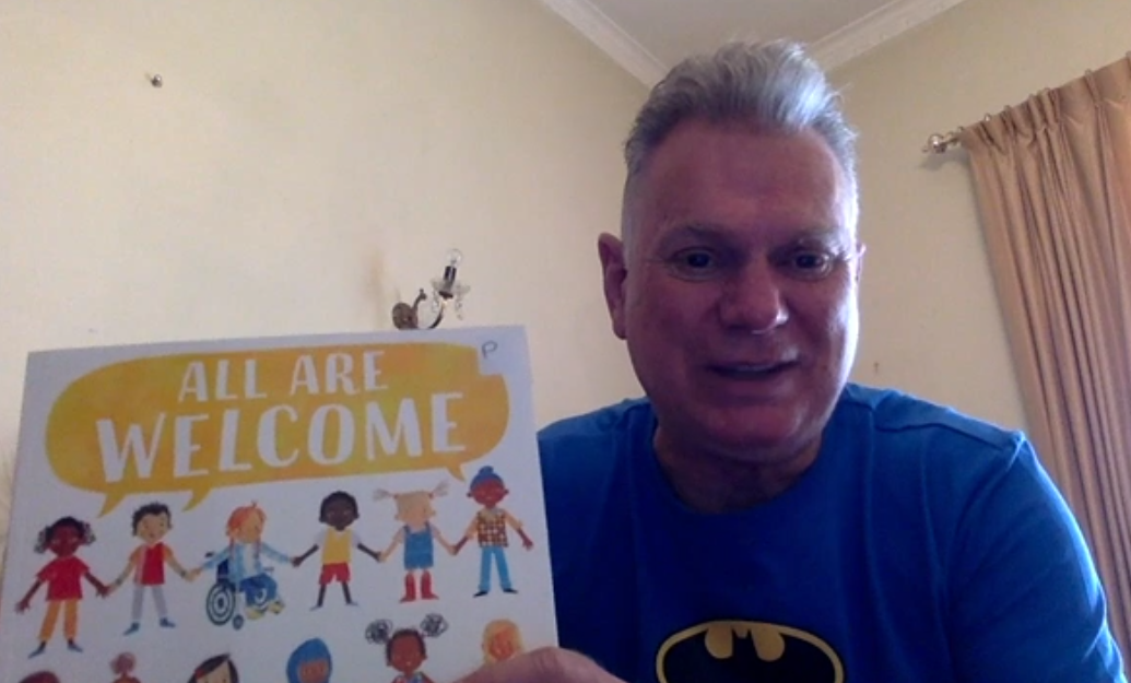 Counselor's Hub: Storytime with Ken